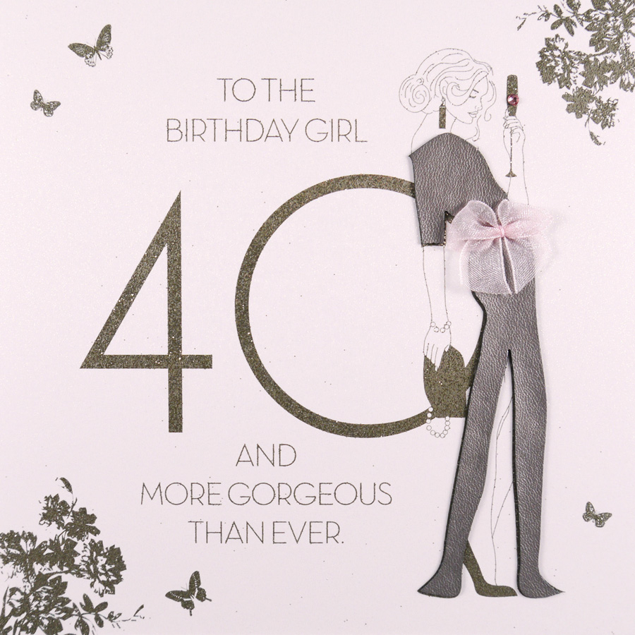 40 Birthday Card Ideas Five Dollar Shake 40th Birthday Card Rm1