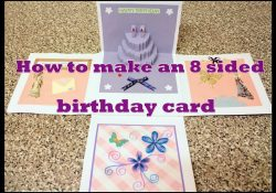 Big Birthday Card Ideas Big Birthday Card Diy Creative Ideas