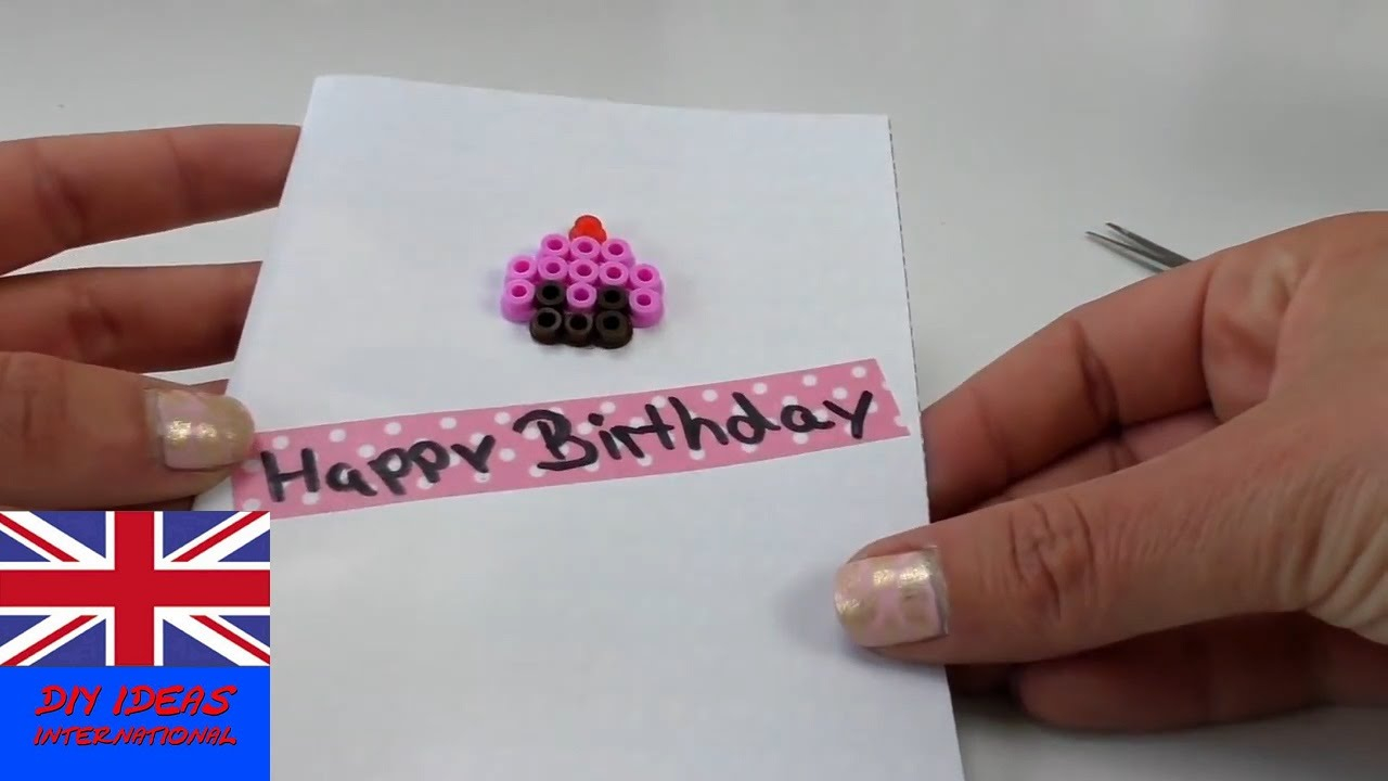 Marvelous Image of Birthday Card Decoration Ideas