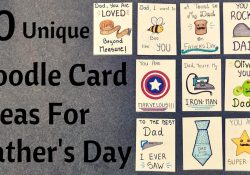 Birthday Card For Dad Ideas Diy Fathers Day Pun Doodle Cards Birthday Cards For Dad