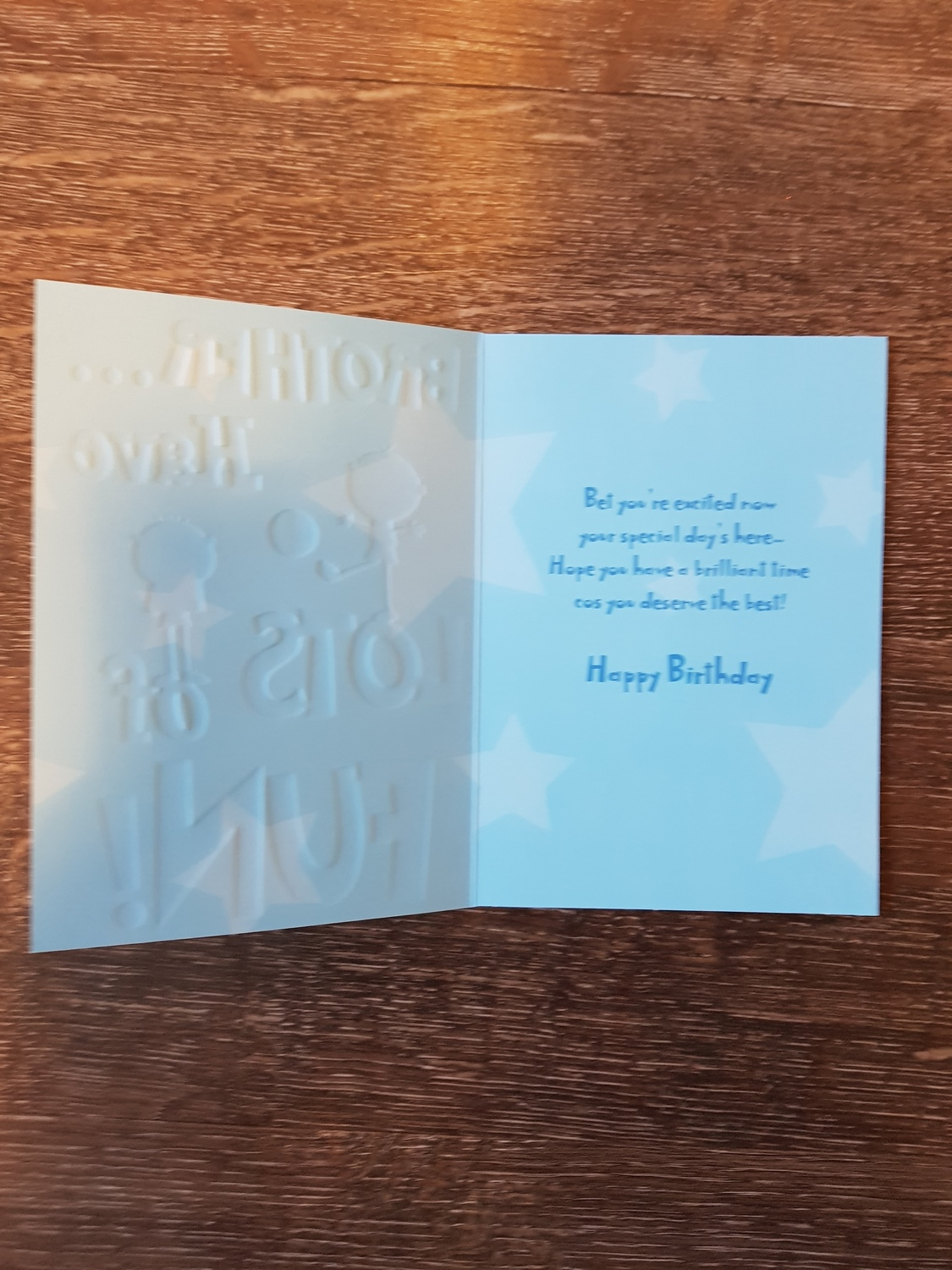 Birthday Card Ideas For Brother Brother Have Lots Of Fun Birthday Card Remember That Card