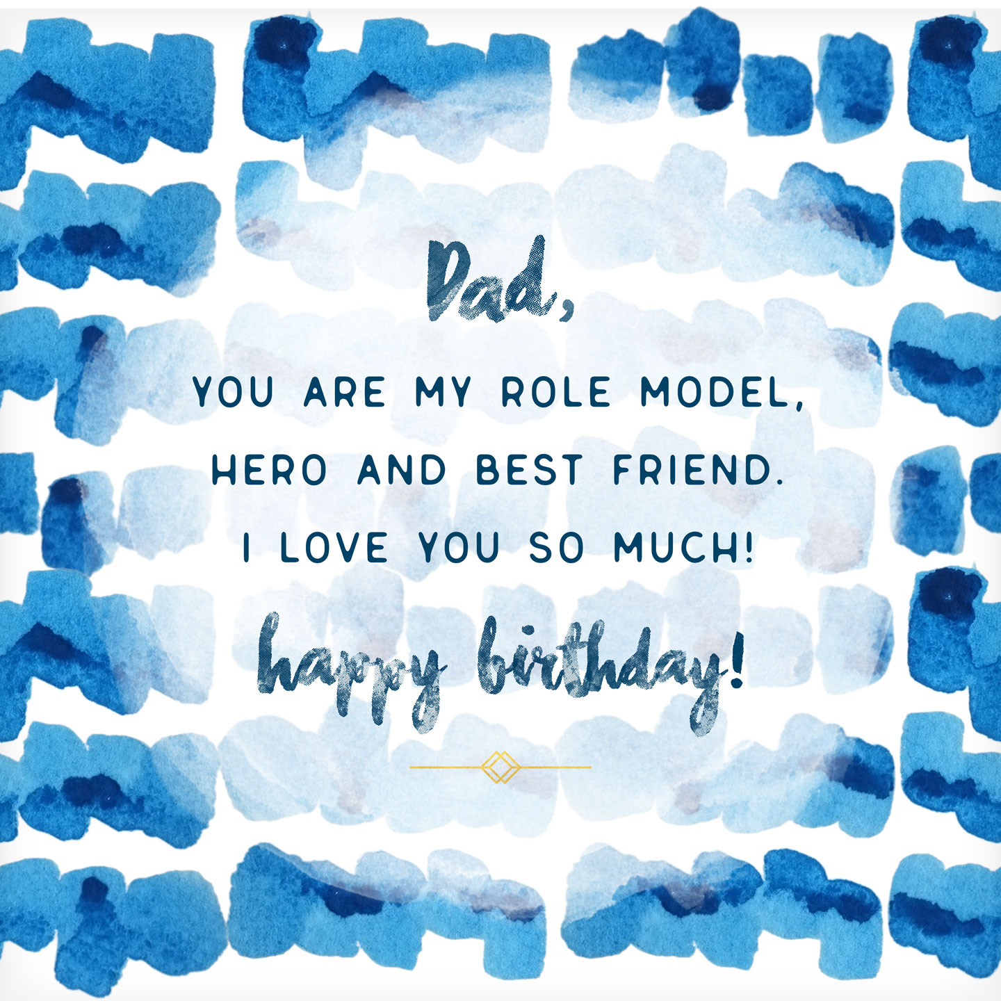 Birthday Card Ideas For Dad From Daughter What To Write In A Birthday Card 48 Birthday Messages And Wishes