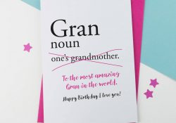 Birthday Card Ideas For Grandma Nanna Nanny Gran Granny Grandma Nan Birthday Card