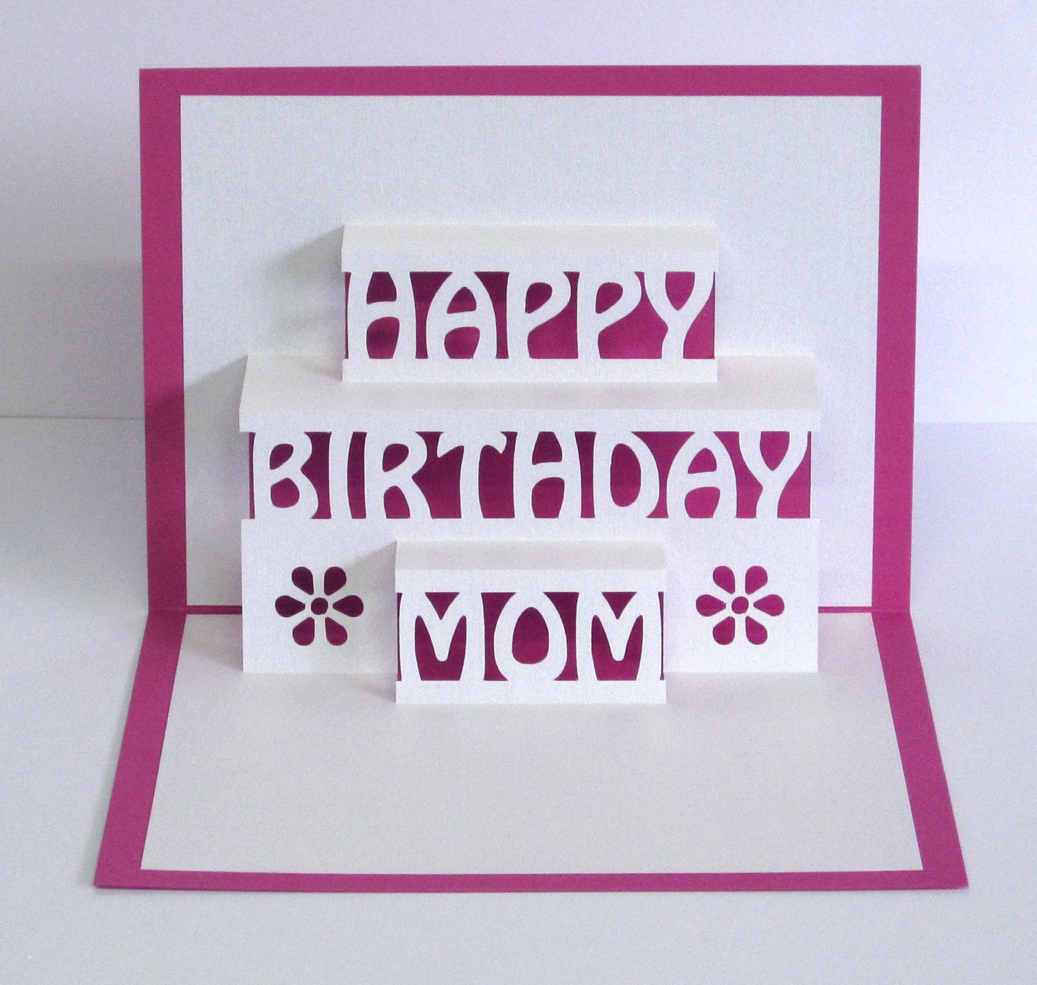 Birthday Card Ideas For Mom Birthday Card From Mom To Daughter Happy Birthday Mom Cards Best