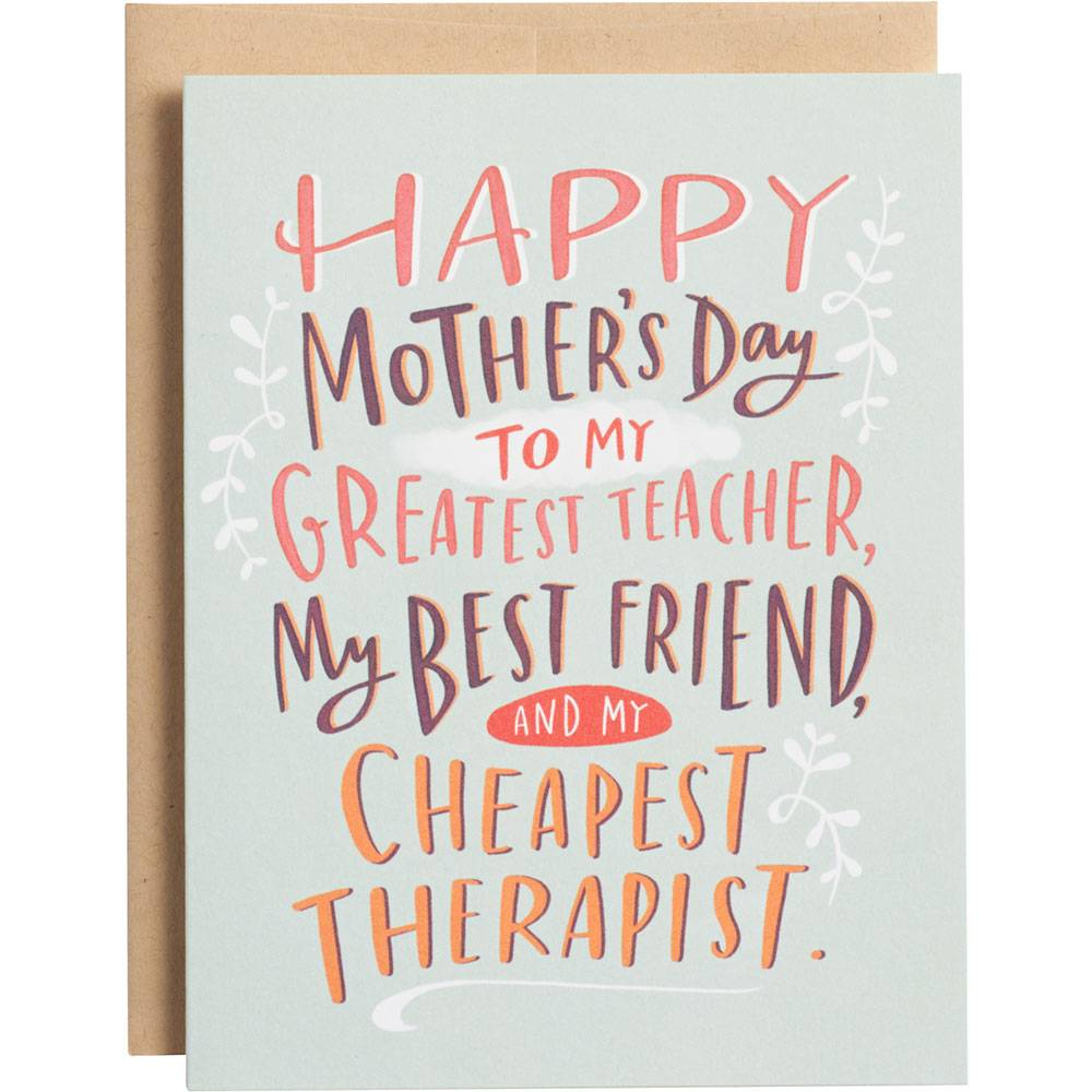 Birthday Card Ideas For Mom The Prettiest Cards To Make Or Print For Mothers Day