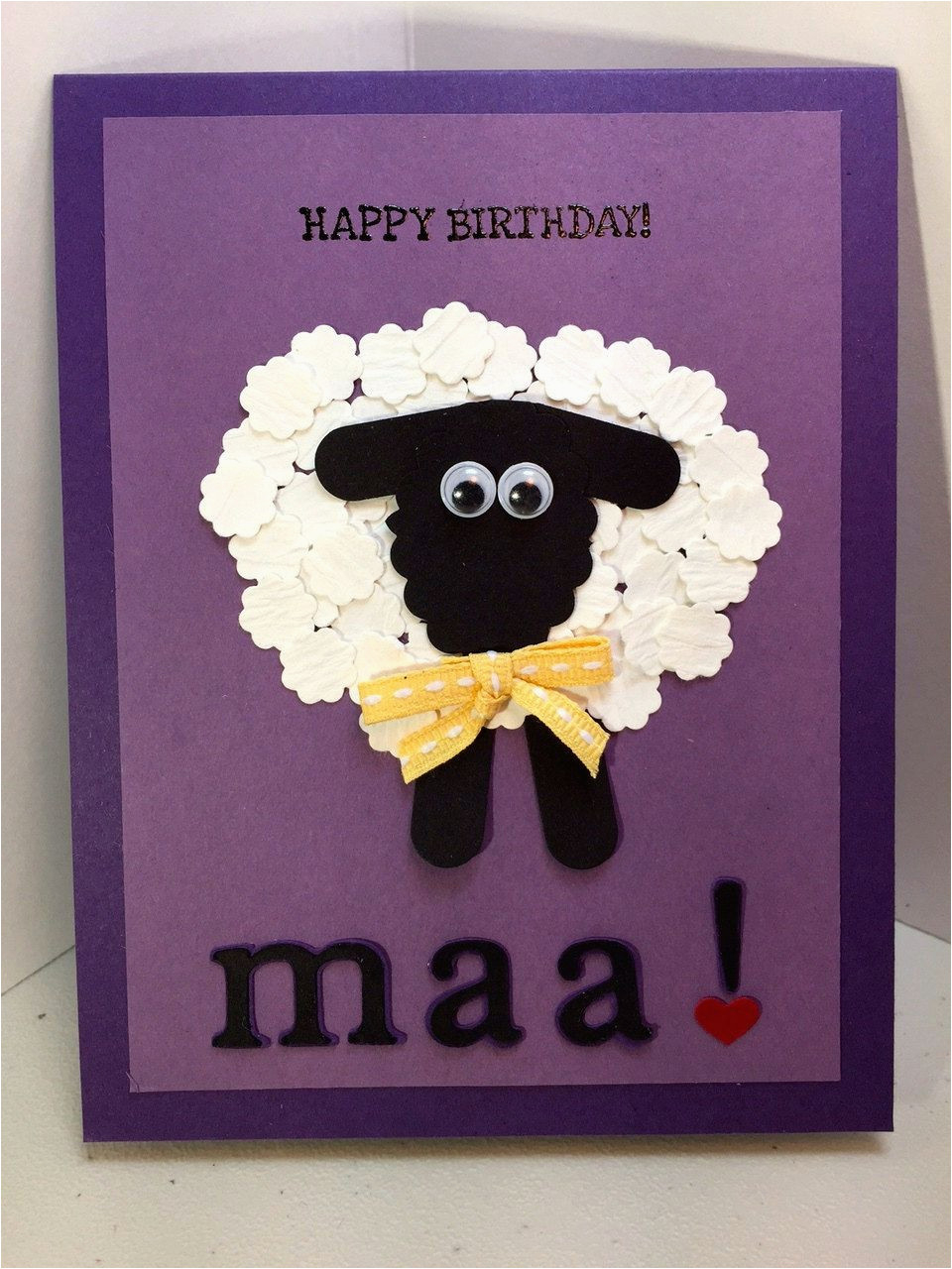 Birthday Card Ideas For Mother How To Make Simple Birthday Card For Mother How To Make A Greeting