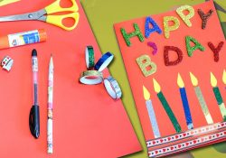 Birthday Card Ideas For Toddlers To Make 97 Birthday Cards For Toddlers To Make Thank You Card Ideas For