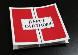 Birthday Card Making Ideas For Husband How To Make Birthday Card For Husband Homemade Birthday Cards