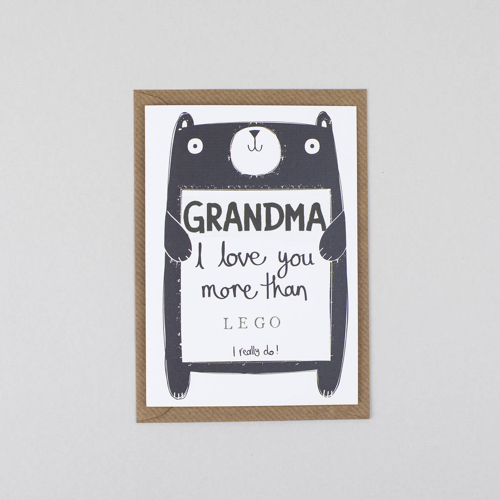 Birthday Cards For Grandma Ideas Mothers Day Card For Grandma Gran Nan Nana Or Granny
