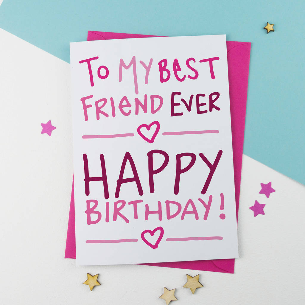 Birthday Cards Ideas For Friends Birtday Card Ataumberglauf Verband