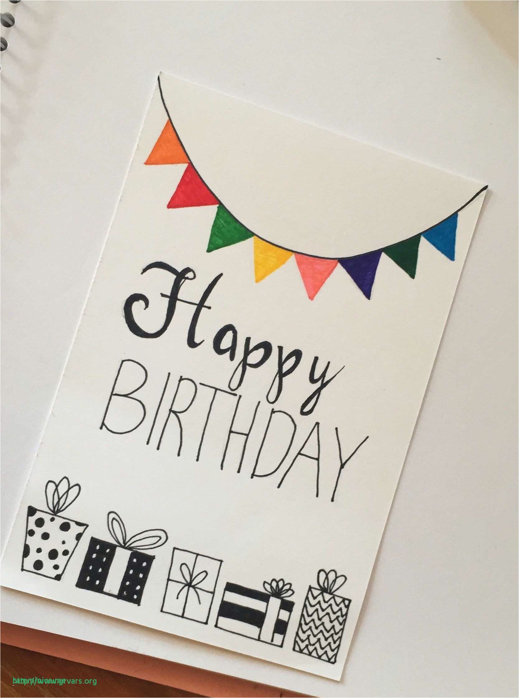 Birthday Cards Ideas For Friends How To Make Diy Birthday Cards For Best Friend Simple Handmade