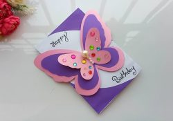 Birthday Cards Making Ideas Beautiful Handmade Birthday Cardbirthday Card Idea