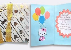 Birthday Invitation Cards Ideas How To Make Birthday Invitation Card Craft Ideas For Birthday