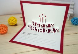 Cool Card Ideas For Birthdays 10 Happy Birthday Card Designs Images Cool Happy Birthday Card