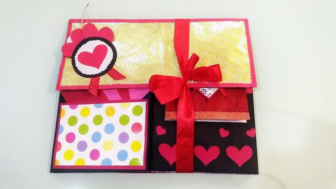 Creative Birthday Card Ideas For Girlfriend Best Handmade Birthday Card For Someone Special Special Gift Idea
