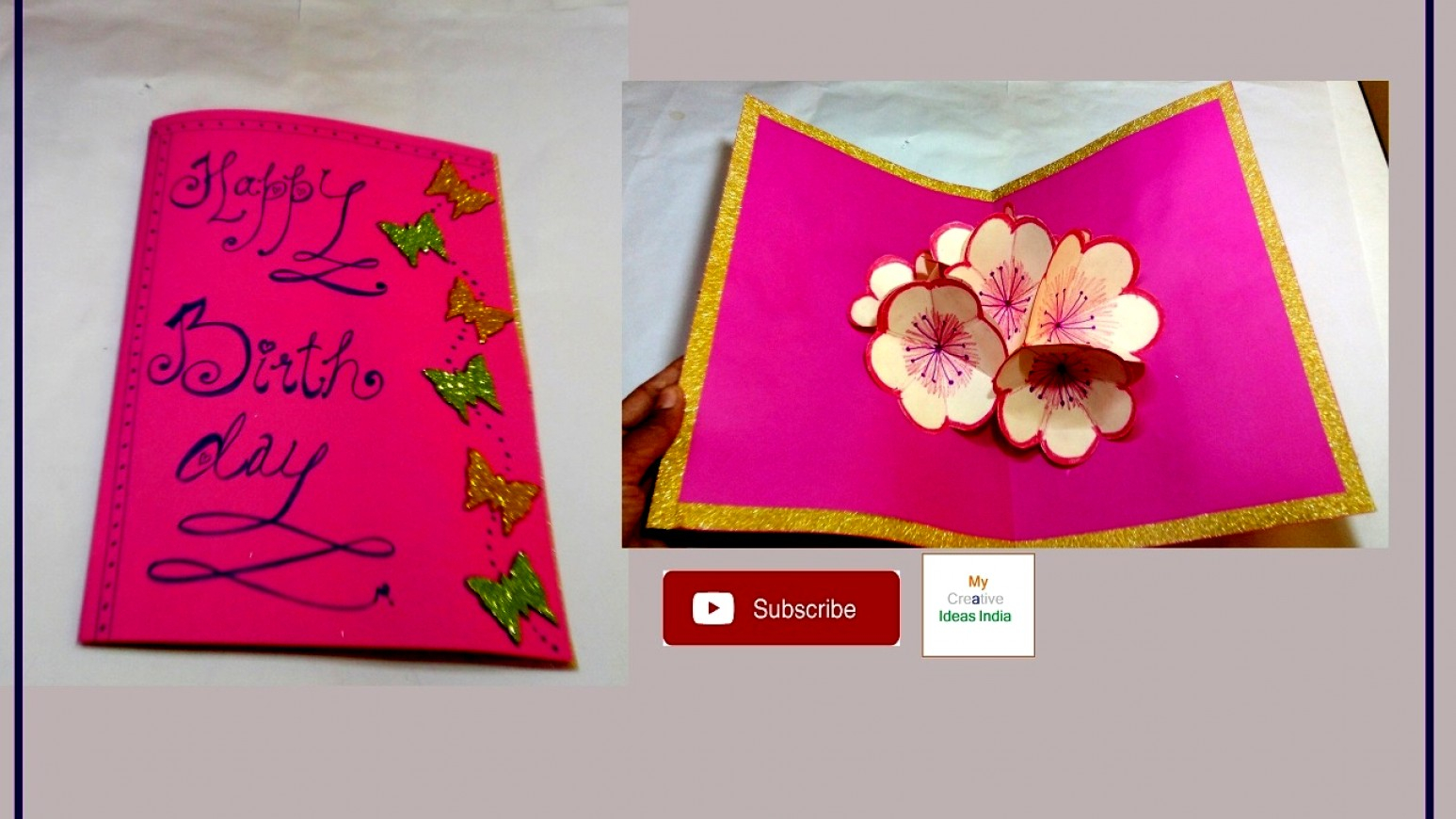 Creative Ideas For Birthday Card Making Elegant Of Birthday Card Creative Ideas Contagiously Crafty Simple
