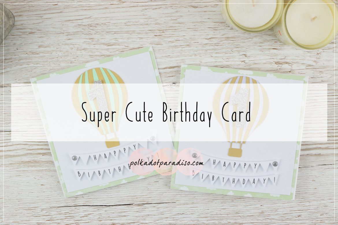 Cute Card Ideas For Birthday Super Cute Birthday Card Idea Polkadotparadiso