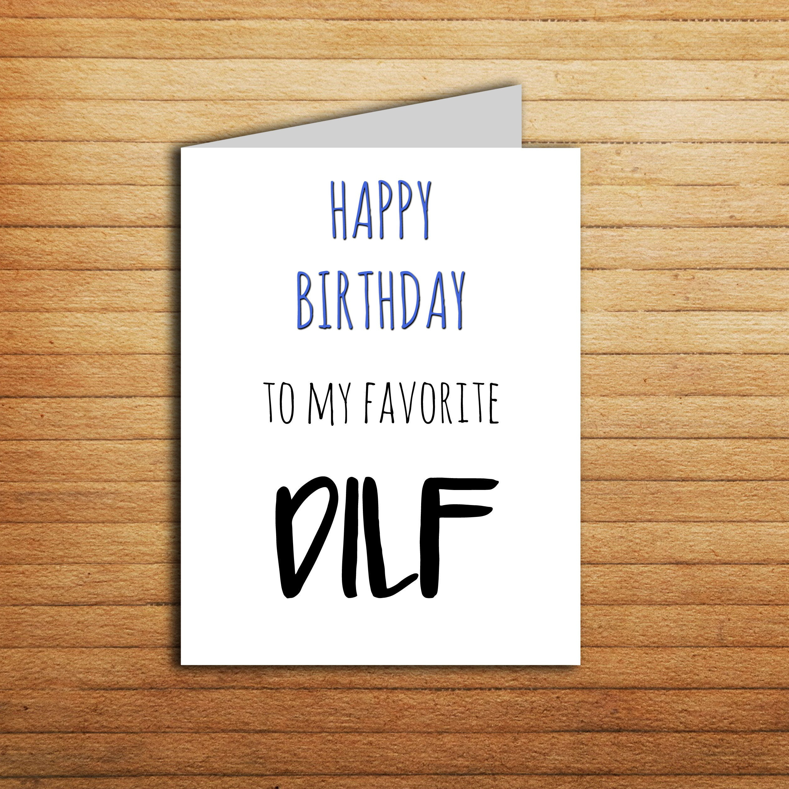 Funny Birthday Card Ideas For Boyfriend Dilf Card Funny Birthday Card For Boyfriend Gift From Girlfriend Sexy Rude Naughty Cards For Husband Printable Mature Male Hub Bday Card