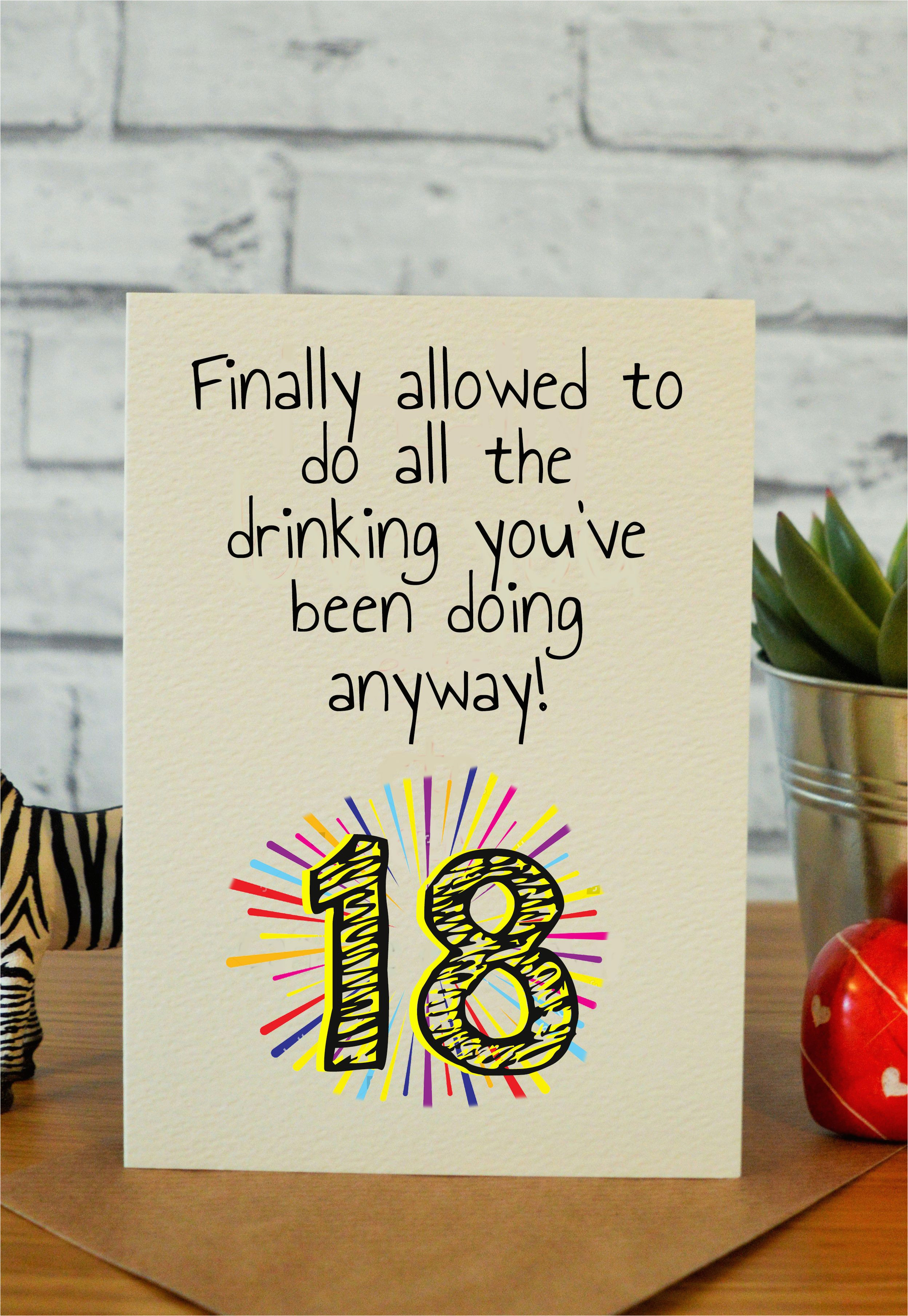 Funny Ideas For Birthday Cards Funny Diy Birthday Cards For Boyfriend Funny 18th Birthday Cards