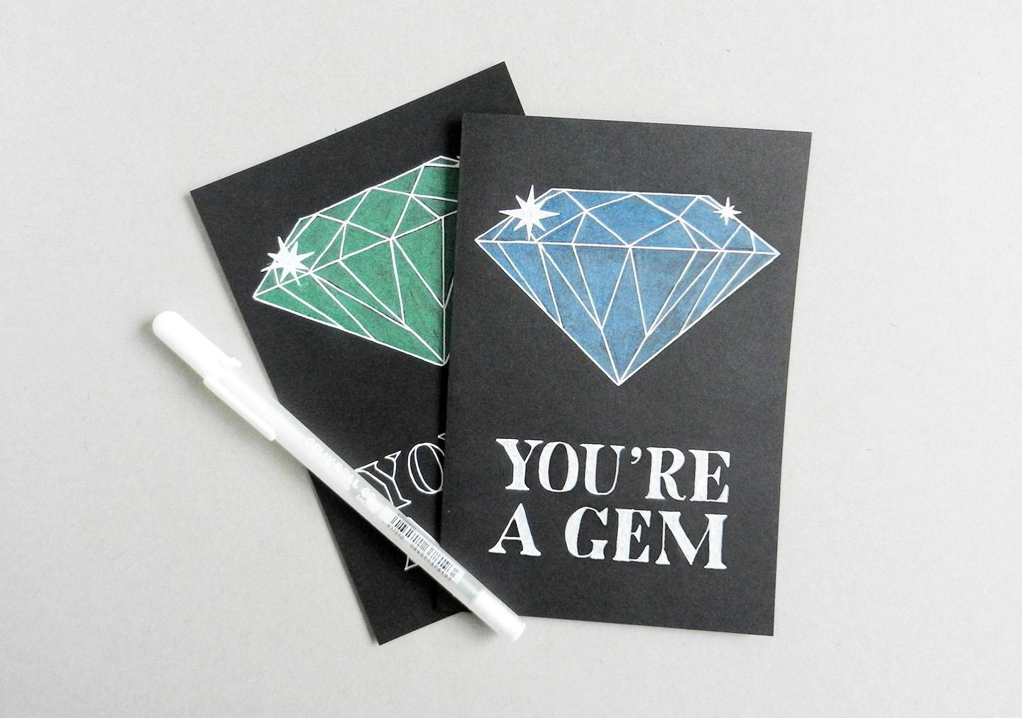 Girlfriend Birthday Card Ideas Get Inspiration From 25 Of The Best Diy Birthday Cards