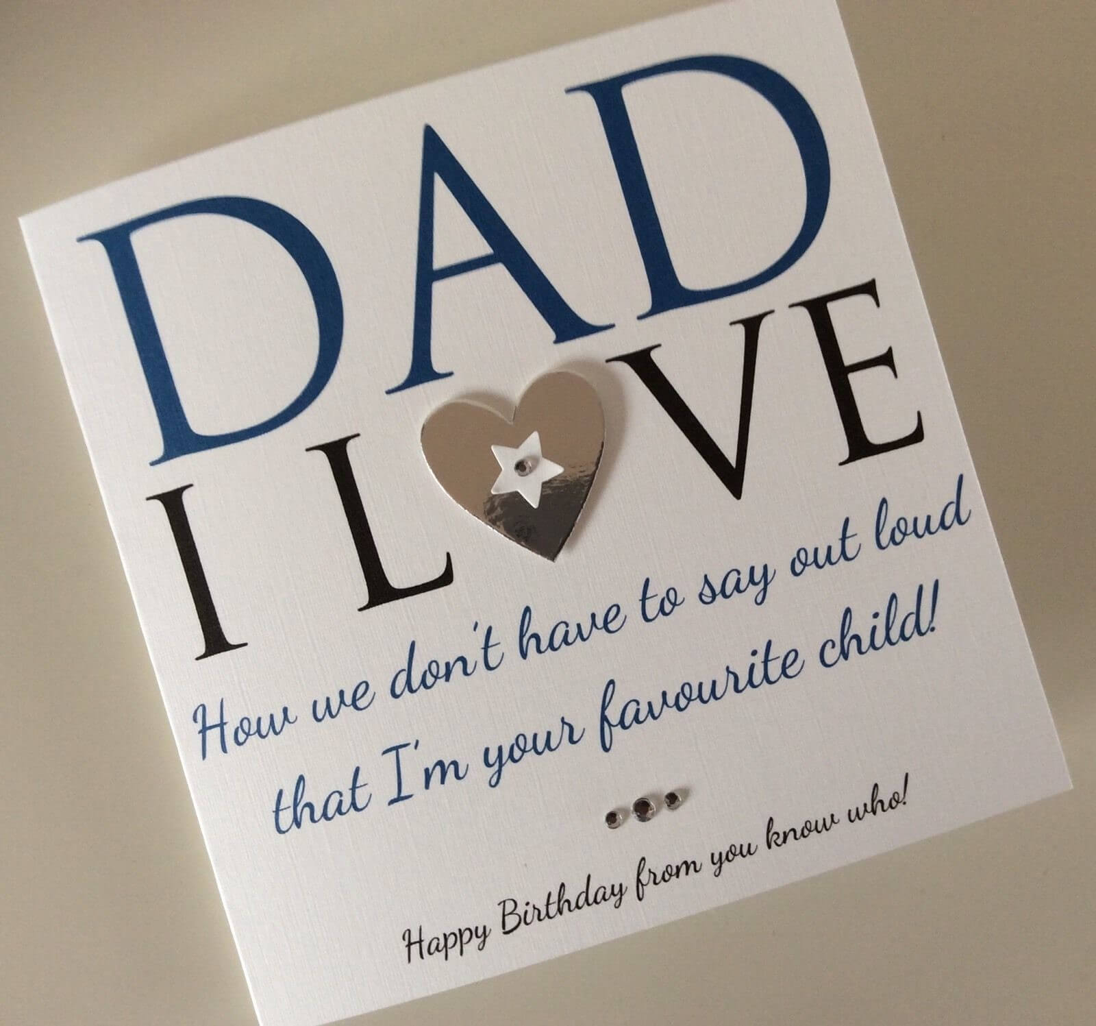 Good Card Ideas For Dads Birthday Birthday Card Ideas For Dad Examples And Forms