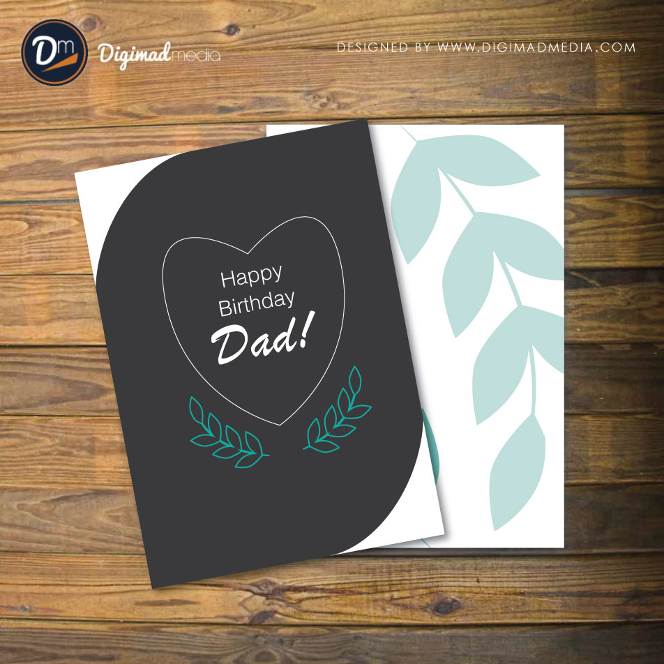 Good Card Ideas For Dads Birthday Ideas For Dads Birthday Examples And Forms