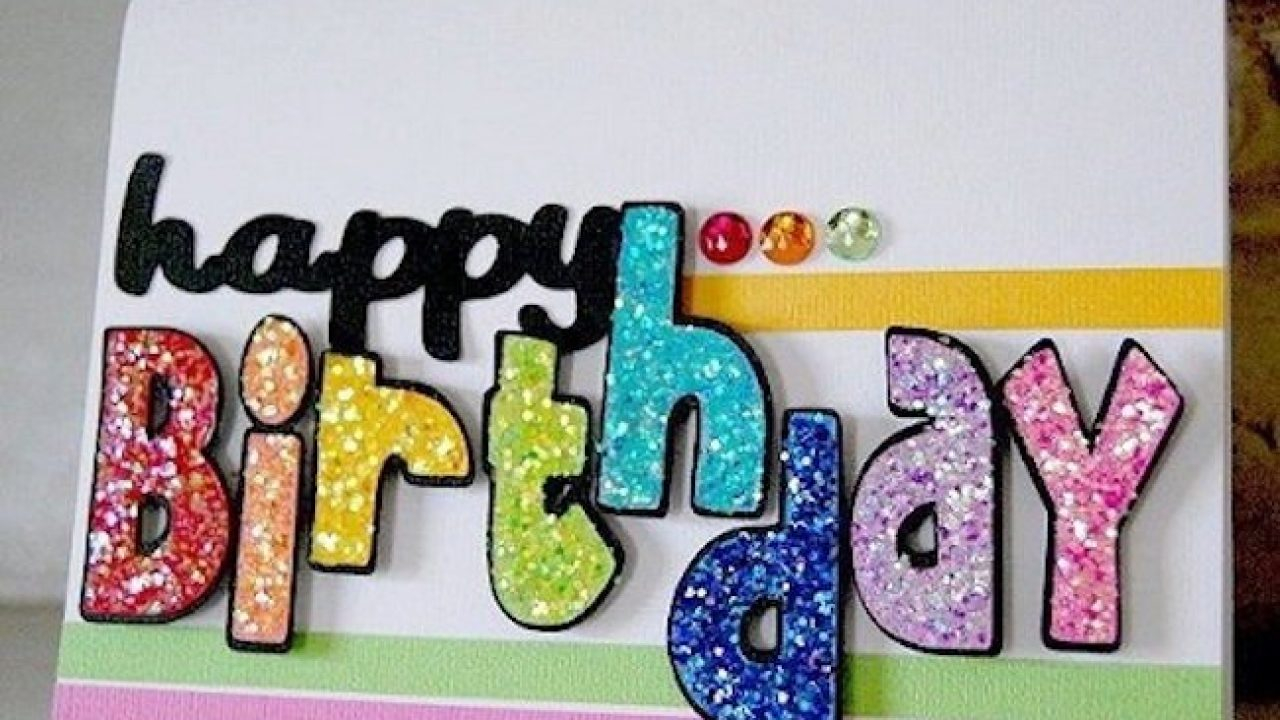 Greeting Card Ideas For Birthday 32 Handmade Birthday Card Ideas For The Closest People Around You