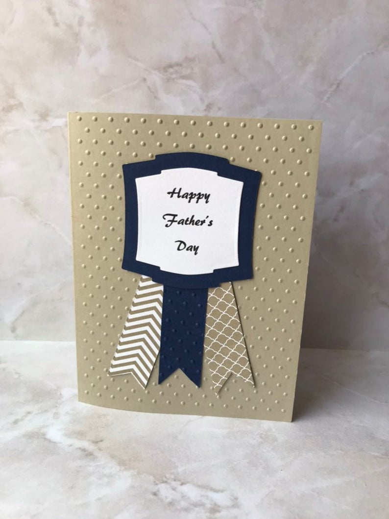 Handmade Birthday Card Ideas For Dad Happy Fathers Day Card Handmade Fathers Day Card Masculine Card Fathers Day Gift Gifts For Him Card For Dad Dad To Be