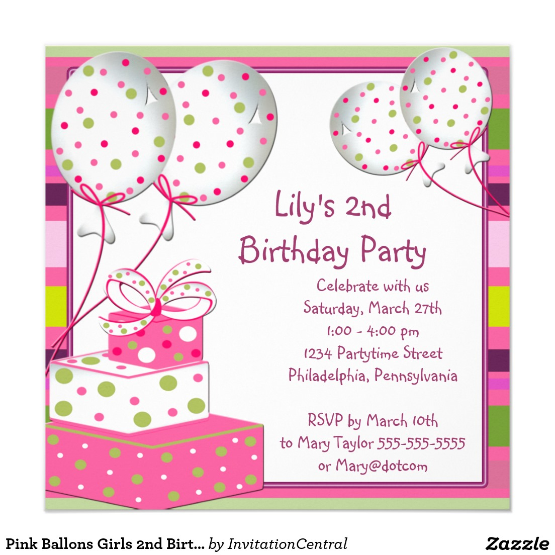 Handmade Birthday Invitation Cards Ideas Making Birthday Invitation Cards Birthday Invitation Examples