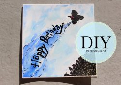 Harry Potter Birthday Card Ideas Diy Fun Harry Potter Cards
