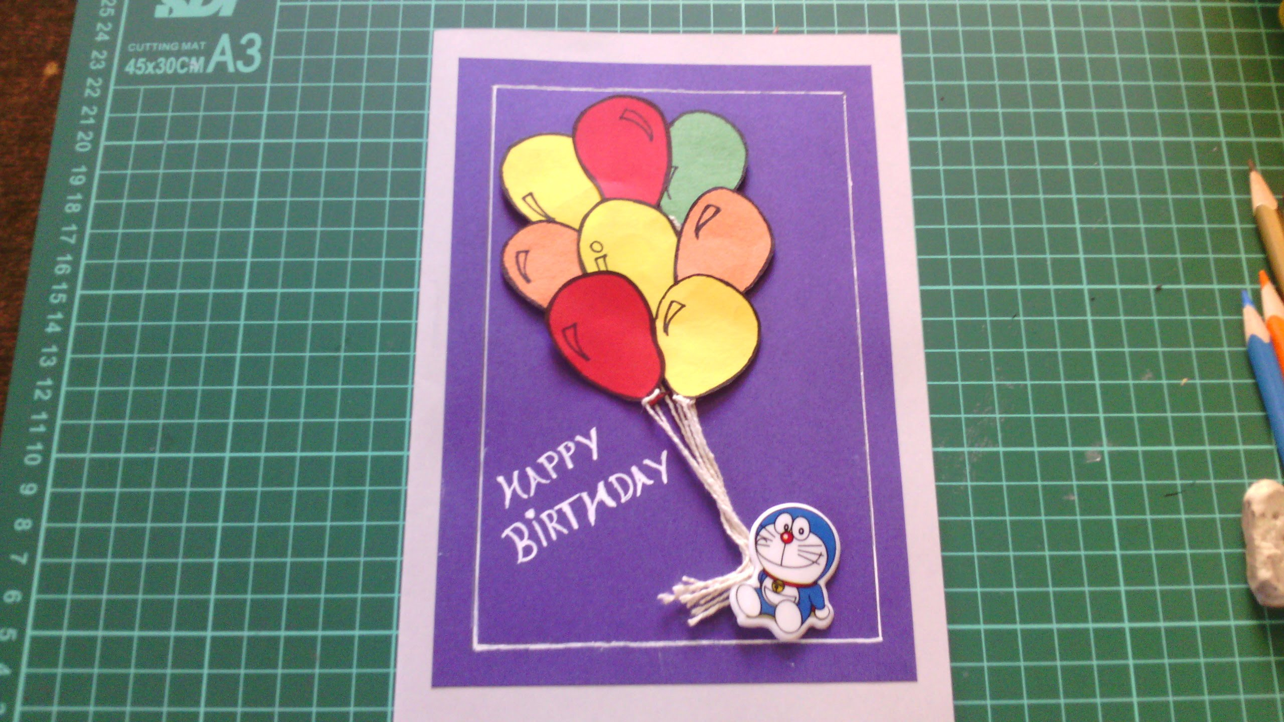 Idea For Making Birthday Cards Handmade Birthday Cards Handilabs