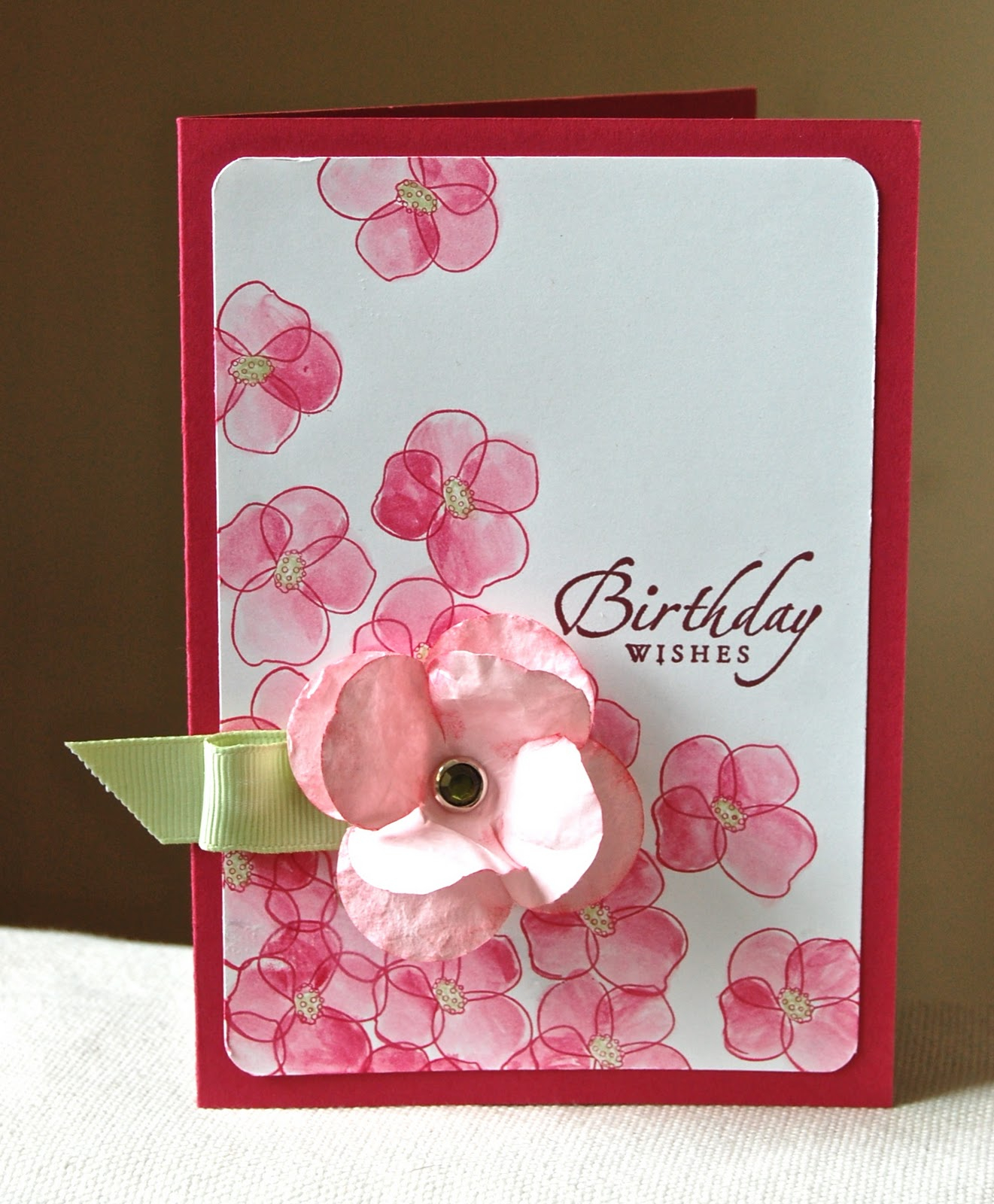 Ideas For Making Birthday Cards At Home Birthday Ideas Feminine Making Birthday Cards At Home Great
