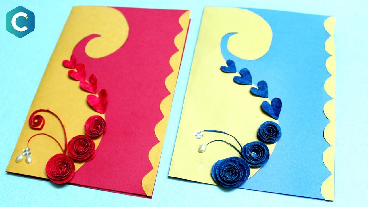 Ideas For Making Birthday Cards At Home Cards Greeting Cards Ataumberglauf Verband