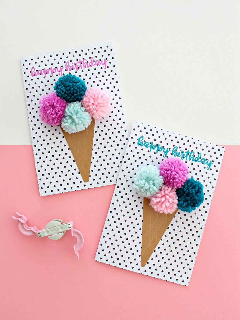 Ideas For Making Birthday Cards For Friends Get Inspiration From 25 Of The Best Diy Birthday Cards