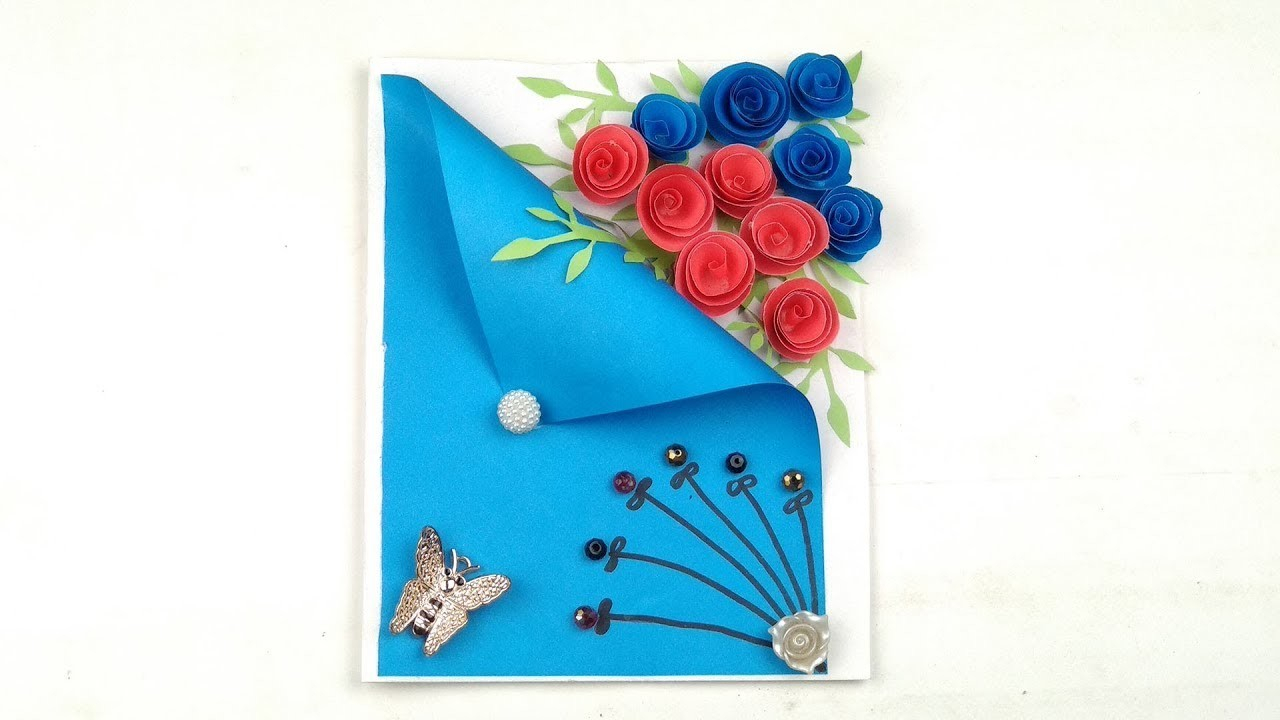 Ideas For Making Birthday Cards For Friends How To Make Handmade Birthday Cards For Friends Greeting Card