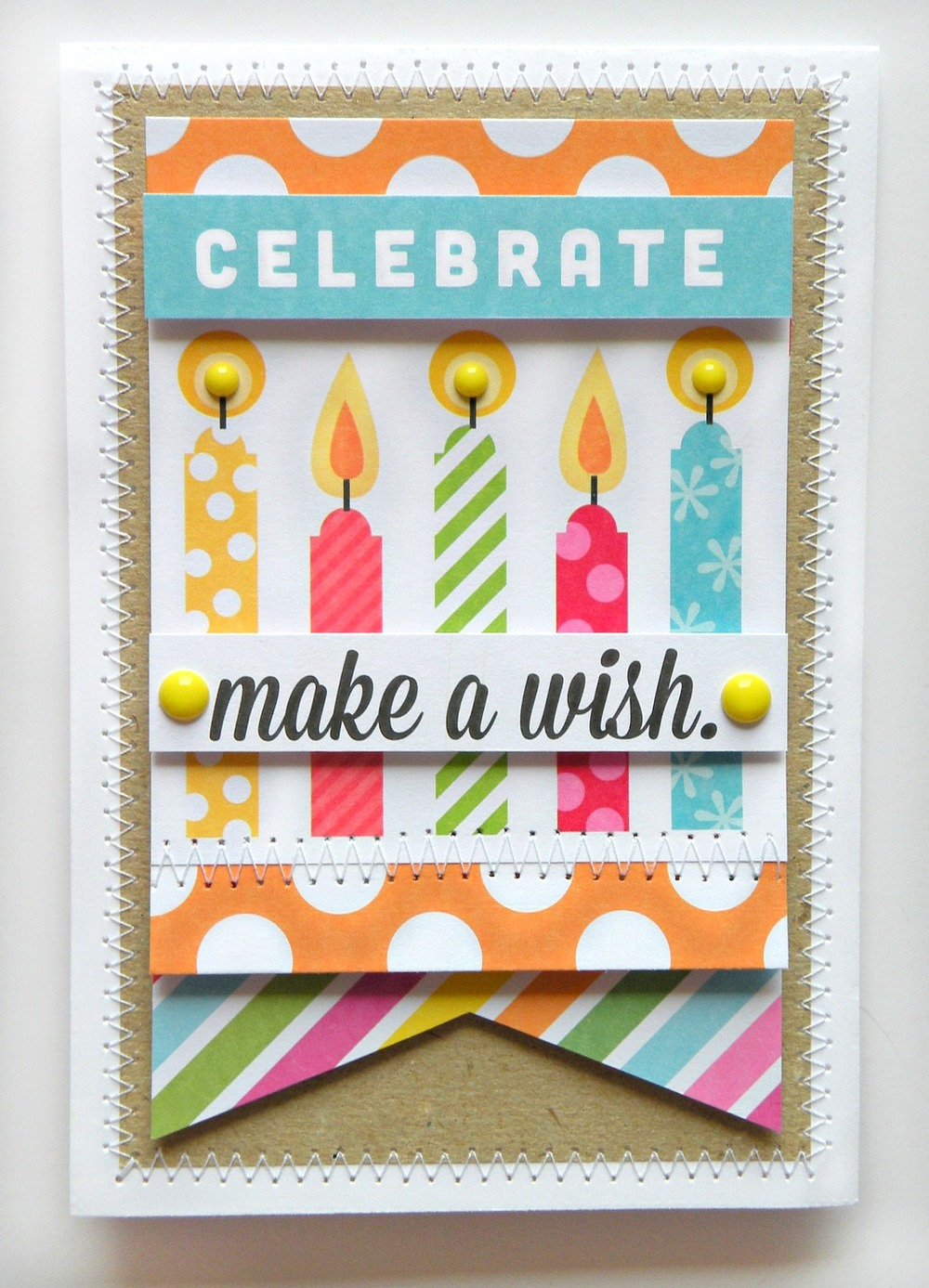 Ideas To Make A Birthday Card For A Best Friend Pocket Pages Birthday Card Me My Big Ideas