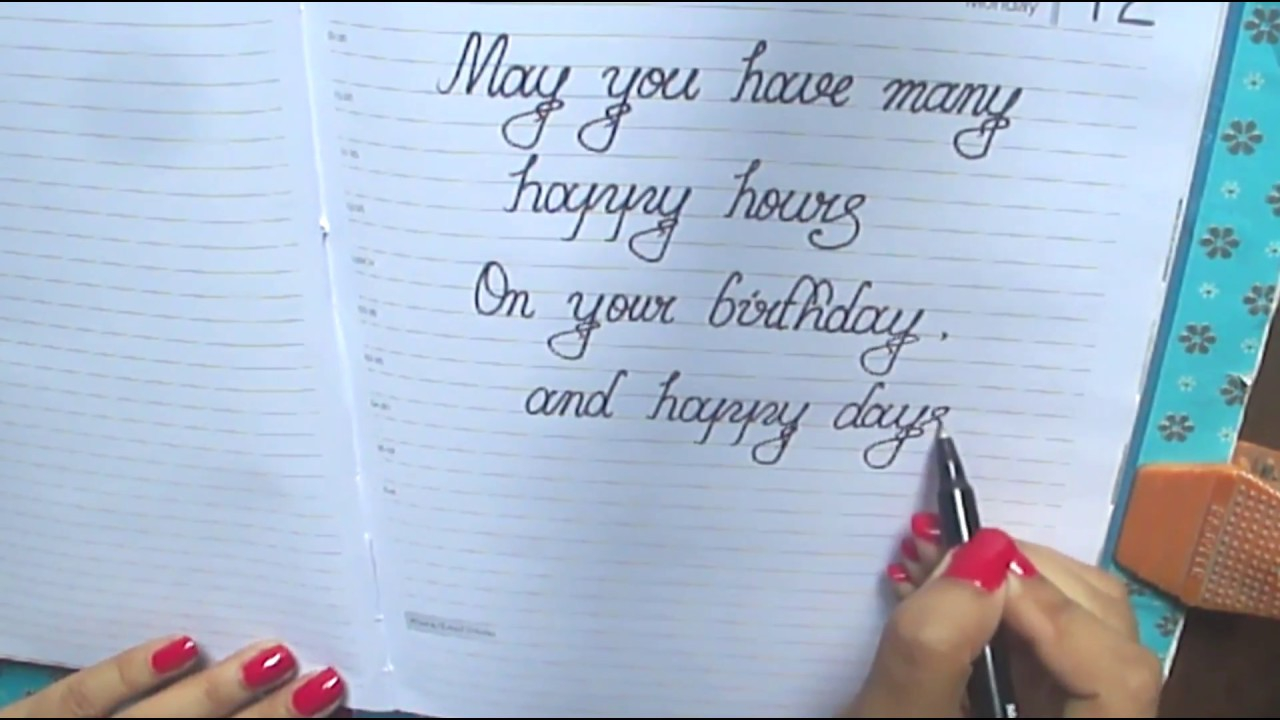 Ideas To Write In Birthday Cards Things To Write In A Birthday Card Brianhprince