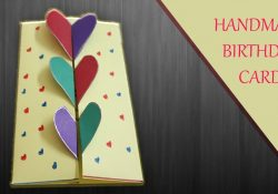 Wife Birthday Card Ideas Handmade Birthday Card Ideas For Wife Diy Card Ideas At Home Crafts